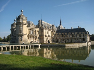 Chateau de Chantilly /DR