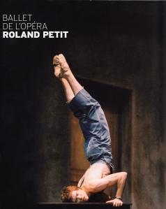 """Jérémie Belingard dans """"Le Jeune homme et la mort"""" /2010"""