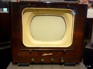 CULTURE TV POSTE 1953