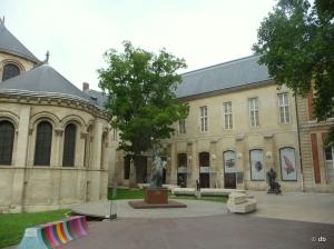 Le Musée des Arts & Métiers © db