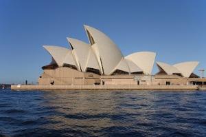 Le théâtre de Sydney / DR