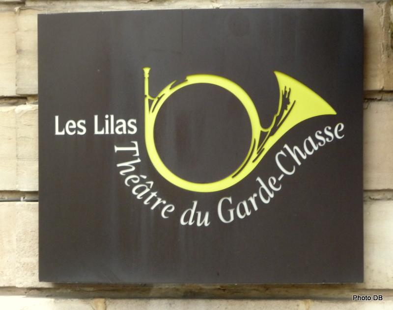 Garde Chasse Theatre du Garde Chasse Logo