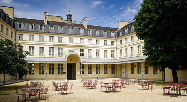 Centre culturel irlandais à Paris / DR