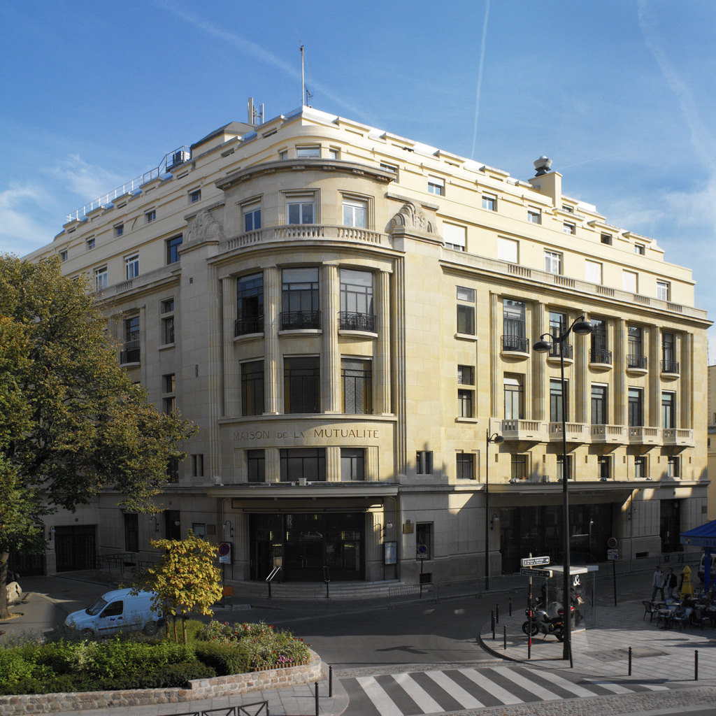 Maison de la Mutualité, Paris