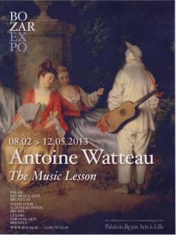 Watteau affiche