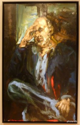 "Ronan Barrot, ""Paul Audi"", 2011, coll. part. © db"