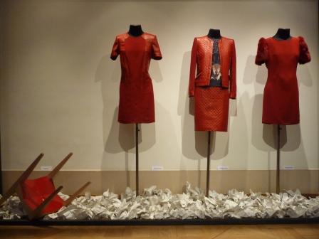 Galerie Joyce 2013, les créations de Morgan Kirch et Tiphaine Vasse © db