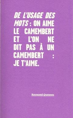 AIMER CAMEMBERT