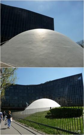 Le siège du PCF, Paris © db