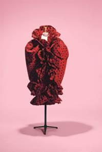 Cristóbal Balenciaga, Ensemble robe et cape, haute couture, Collection Palais Galliera © Spassky Fischer