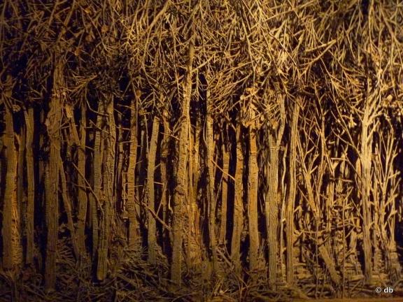 """Éva Jospin, """"Forêt"""", 2013 © db"""