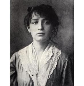 """César, """"Portrait de Camille"""" vers 1884 © Musée Rodin"""