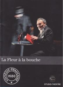 LA FLEUR A LA BOUCHE