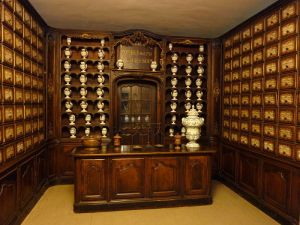 La Pharmacie reconstituée © DR
