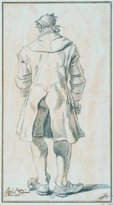 François-André VINCENT,  Suvée, peintre d'histoire  vers 1772-1775 © BIU de Montpellier/Service photo