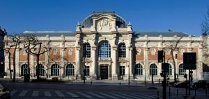 Façade de la Galerie des Façade de la Manufacture des Gobelins. © Mobilier national/Lawrence Perquis