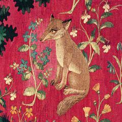 La Dame à la licorne, Le renard