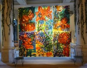 Yves Oppenheim, tapisserie de Beauvais 2010 © db