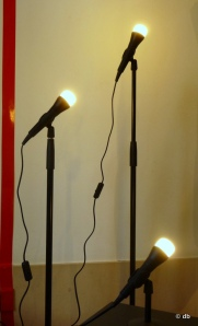 Les lampes micros d'Anaïs Bretonnet© db