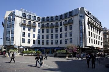 Le siège du CNES à Paris © CNES/Olivier Pascaud