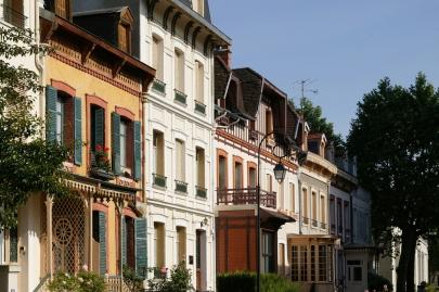 Quelques exemples de villas © Office de Tourisme Vichy