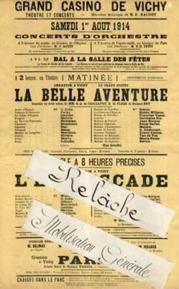 Affiche Musée de l'Opéra, Relâche…