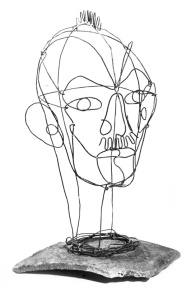 """""""Paul Tessier, le conquérant"""", sculpture Jacques Lévignac © DR"""