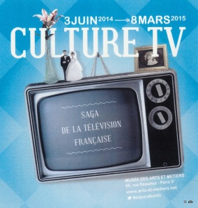 CULKTURE TV AFFICHE
