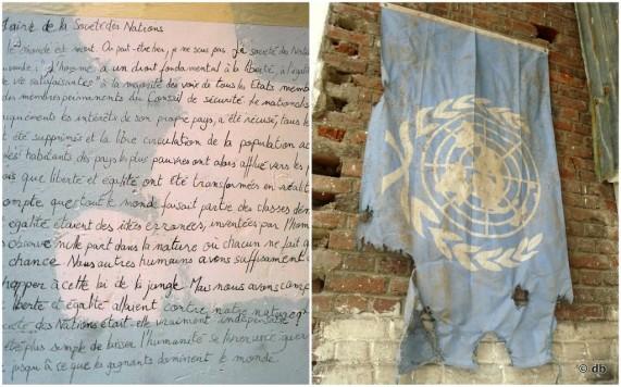 """""""La création de la Société des Nations était-elle vraiment indispensable"""", se demande son Secrétaire général? © db"""