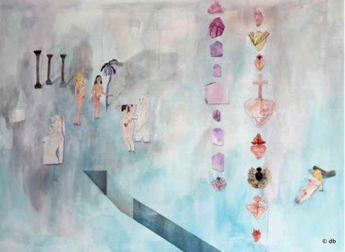 """Laure Wauters, """"Le bain"""" © db"""