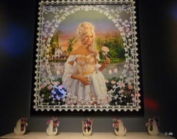 Marie-Antoinette revue par Pierre et Gilles ©db