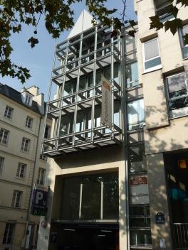 Cité internationale des arts, La Galerie © db