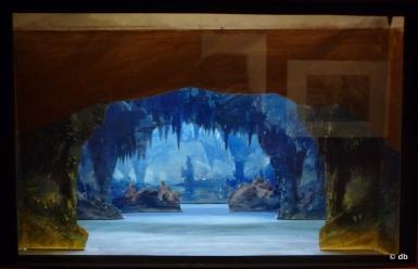 """Charles A. Cambon, maquettte de décor pour """"Don Carlos"""" (Verdi) © db"""