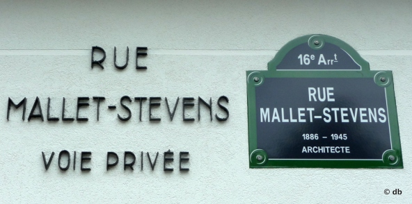 MALLET STEVENS