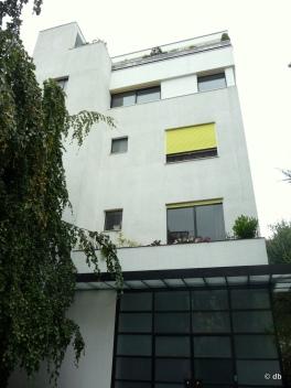 Hôtel particulier Reifenberg, rue Mallet-Stevens © db