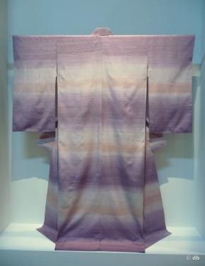 """""""Jeune Grémil"""", un des dix tissages réalisés à partir du """"Dit du Genji"""", Fukumi  Shimura, 2007 © db"""