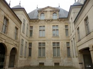 Musée Cognacq-Jay, Hôtel Donon © db
