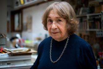 Sabine Weiss en 2013 © Radio France