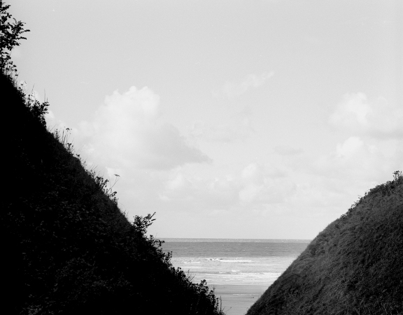 """""""Braque de Varengeville"""", La gorge du Petit-Ailly © Yves Chevallier"""
