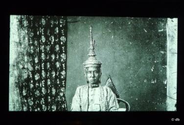 """""""Mongkut"""", 2015  Courtesy de l'artiste © Arin Rungjang / Photo DB"""