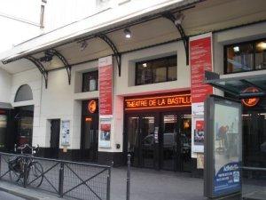 théâtre Bastille