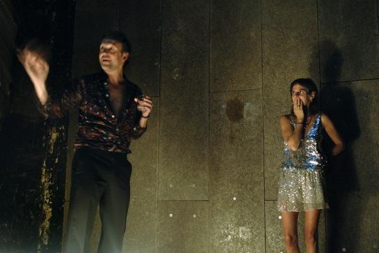 """Le soir où tout a commencé…""""Trahison""""tg STAN / Robby Cleiren et Jolente de Keersmaeker © Paul De Malsche"""