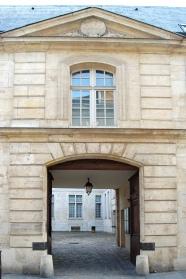 Entrée musée Cognacq-Jay (Hôtel de Donon) © DR