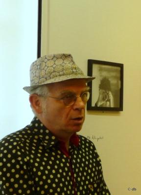 Franck Landron, Maison robert Doisneau, juin 2015 © DeBelleschoses/db