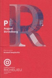 PERE STRINDBERG AFFICHE