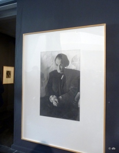 Antonin Artaud, Jean Olivier Hucleux, MBA Dole/photo db