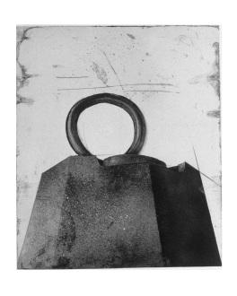 """dix-kilos-iv"", 1996 © Devorah Boxer"
