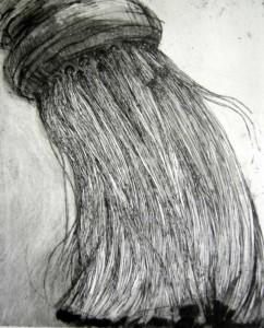 """""""shaker-brush"""", 2011 © devorah-boxer"""