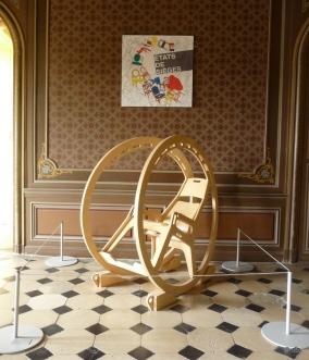 """Hardrocking chair extrem"", Vincent Mauger, 2007/photo db"