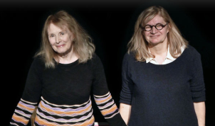 Annie Ernaux et Jeanne Champagne / DR